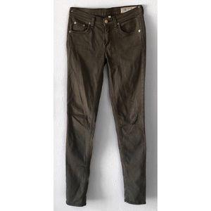 rag & bone Jeans - RAG & BONE THE SKINNY JEANS SZ 25 X 31 inseam